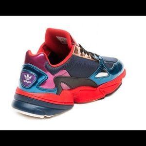 adidas Shoes - Adidas W Falcon Metallic